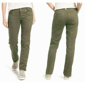 Kuhl Klaudette Pant Hiking Travel Straight Leg Sag